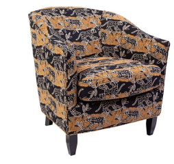 Samantha Accent Chair by Porter