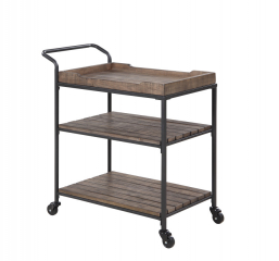 Wheeler Bar Cart