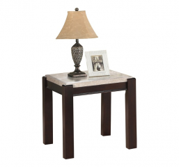 Festus End Table by Homelegance