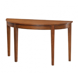 Davenport Half Round Sofa Table by Winners Only