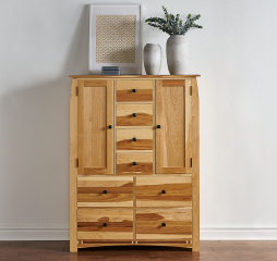 Adamstown Double Door Chest by A America