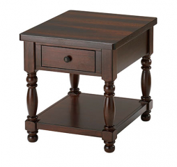 Hamilton Park 22″ End Table by Winners Only