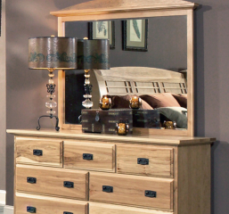 Amish Highlands Dresser by A-America