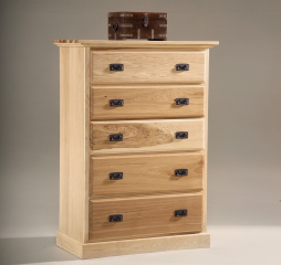 Amish Highlands Five Drawer Chest by A-America