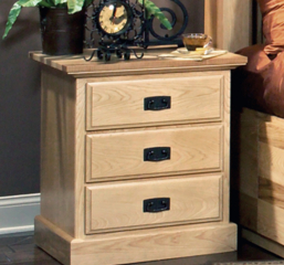 Amish Highlands Nightstand by A-America