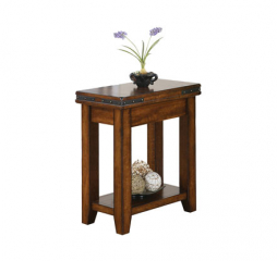 Mango Chair Side Table by Winners Only