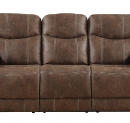 Earl Motion Sofa by Emerald Home Furnishings