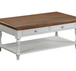 Pacifica 50″ Coffee Table by Winners Only