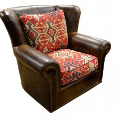 Arrow Swivel Chair by Omnia