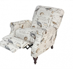 Aviary Pushback Chair By Porter