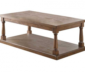 Xcalibur 50″ Coffee Table by Winners Only