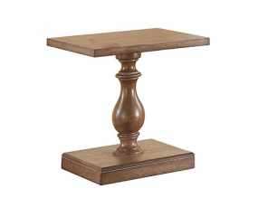 Xcalibur 22″ End Table by Winners Only
