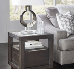 Oxford End Table by Modus