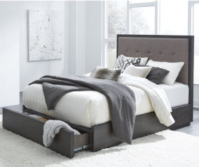 Oxford Storage Bed by Modus