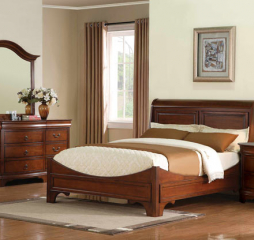 Renaissance Sleigh Bed by Winners Only