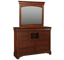 Renaissance Ten Drawer Tall Dresser by Winners Only