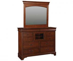 Renaissance Ten Drawer Tall Dresser by Winners Only