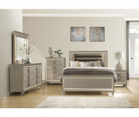 Youth Loudon Platform Bed by Homelegance