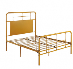Fairfield Upholstered Bed by Emerald Home Furnishings