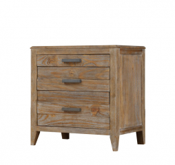 Torino Nightstand by Emerald Home Furnishings