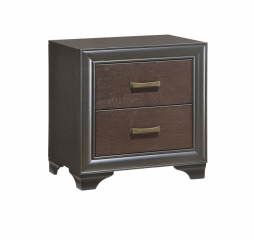 Prelude Nightstand by Emerald Home Furnishings