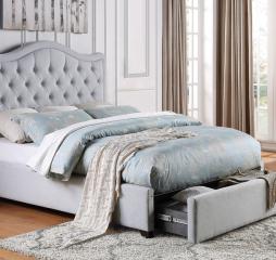 Toddrick Platform Bed w/ Storage Drawers by Homelegance