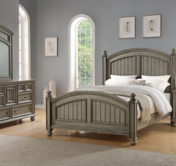 Barnwell Panel Bed by Winners Only