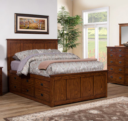 Colorado Storage Bed by Winners Only