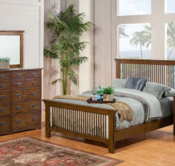 Colorado Slat Bed by Winners Only