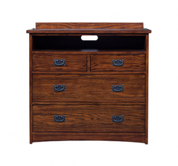Colorado Four Drawer TV Chest by Winners Only