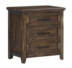 Daphne 28″ Three Drawer Nightstand by Winners Only
