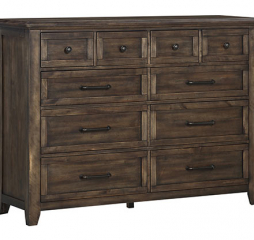 Daphne 60″ Ten Drawer Dresser by Winners Only