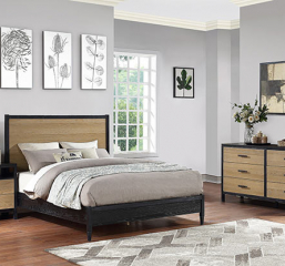 Carter Panel Queen Bed by Winners Only