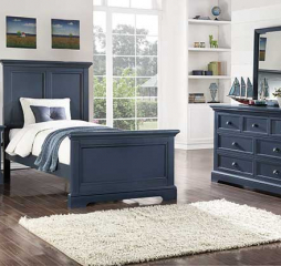 Tamarack Panel Full Bed by Winners Only