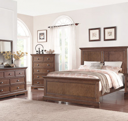 Tamarack Panel Queen Bed by Winners Only