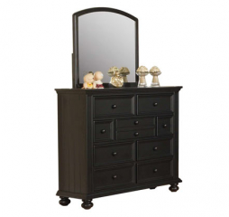 Cape Cod Nine Drawer Tall Dresser by Winners Only