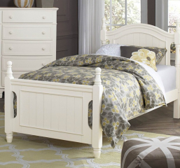 Clementine Twin Platform Bed by Homelegance