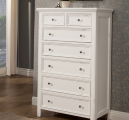 Monroe Kids Bedroom Seven Drawer Chest by North American Wood