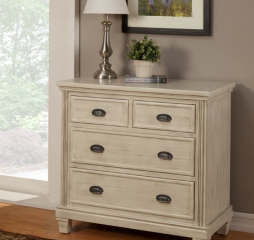 City Four Drawer Dresser by North American Wood