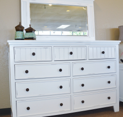 Turner Dresser w/ Nine Drawers by North American Wood