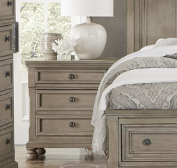 Bethel Nightstand by Homelegance