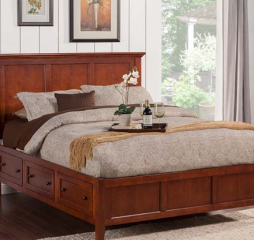 Flagstaff Storage Bed by Winners Only