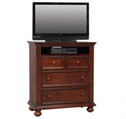 Cape Cod Three Drawer TV Chest by Winners Only