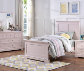 Jewel Panel Bed by Winners Only