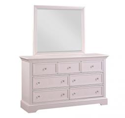 Jewel 58″ Seven Drawer Dresser by Winners Only