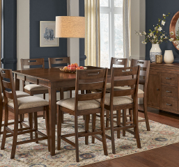 Blue Mountain Gathering Height Leg Table by A-America