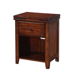 Mango 22″ One Drawer Youth Nightstand by Winners Only