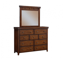 Mango Nine Drawer Dresser by Winners Only