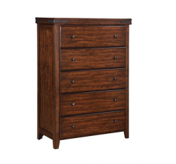 Mango Five Drawer Chest by Winners Only