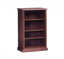 Topaz 45″ H Open Bookcase by Winners Only